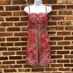Beth Bowley Anthropologie Dress Sundress Size 2